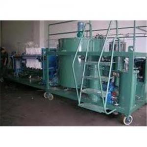 China Series LYE Zhongneng Vacuum Engine Oil Purification&Recycling System on sale