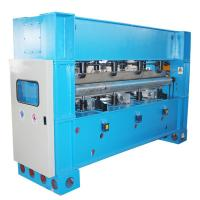 China Needle Punching Non Woven Making Machine 1400rpm Needle Frequency on sale
