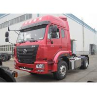 Professional Heavy Commercial Trucks 4x2 Tractor Trucks Euro 2 30 Ton Capacity Manufactures