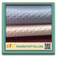 Flame Retardant Embossing Car Seat  Upholstery Fabric For Car Lining And Home Textile Manufactures