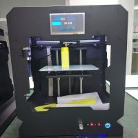 Buy cheap F160 CreatBot Peek Version High Temperature 3D Printer Fully Enclosed Chamber from wholesalers