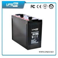Long Life Valve Regulated Sealed Lead Acid Battery UPS Battery 12V 250ah Manufactures