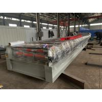 China Metal Wall Siding Making Machine Double Roofing Sheet Roll Forming Machine on sale