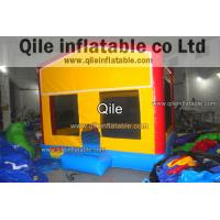 inflatable bouncy jumper with Velcro ,big bouncer house for sale,birthday party decorations Manufactures