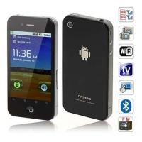3.5 Google Android 2.2 mobile phone 4GS H2000 with WIFI GPS TV JAVA  Manufactures
