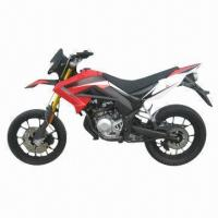 50/150/250cc Dirt Bike with EEC Standard, 50cc with 2 Strokes, 250cc with Water-cooled Engine Manufactures