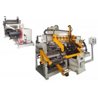 China 11kw Motor Transformer Foil Winding Machine Double Layers 600mm Width on sale