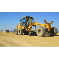 CIVL GR215 Motor Graders in Yellow White , 7000kg Operating Weight for sale