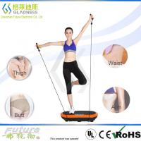 China crazy fit massager slimming vibrator Vibration Slimming plate st101 wholesale