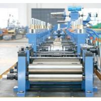 GB708-88 Hot / Cold Rolled Steel Strip Tube Mill Line Machinery Thickness 1.2-3.0mm Manufactures