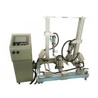 Buy cheap Security Strollers Testing Machine , EN 14764 Crank Dynamic Fatigue Testing from wholesalers
