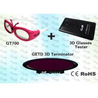 China OEM Video 3D IR emitter and glasses for Home Theater on sale