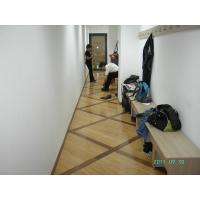 T/G and Clic Anti - scratch Engineered Strand Woven Bamboo Flooring With 3-ply or Multiply Manufactures