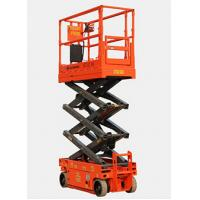 Electric Scissor Lift (GTJZ0408S) is the ideal small tight lift Manufactures