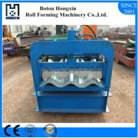 Buy cheap Automatic Tile Roll Forming Machine 1000mm Raw Material Width CE Approval from wholesalers