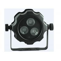 Quality 1-13 Hz Strobe Speed DJ Stage Lights With 3 pcs High Bright LED Source for sale