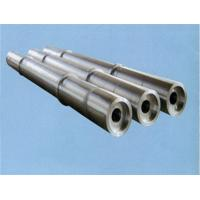 Ductile Forging and Machining Centrifugal Nodular Cast Iron Pipe Mould for Various Pipe Manufactures