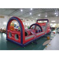 China Hot Sale Inflatable Obstacle Challenges, Inflatable Party Rental Sport Games on sale