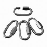 Stainless steel quick links Manufactures