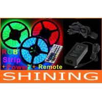 Outdoor 72W RGB SMD LED Strip Light 5m/roll Decoration Lighting Manufactures