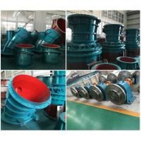 Buy cheap Shaft-extension Tubular Water Turbine / S-type Cross Flow Turbine S Kaplan from wholesalers
