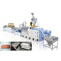 PVC panel production line Manufactures
