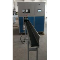 Single Lane Roll Toilet Paper Cutting Machine With PLC Servo Control Manufactures