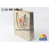 Buy cheap Matt Lamination Handcraft Fashion Atr Paper Gift Bag 4 Color Printing from wholesalers