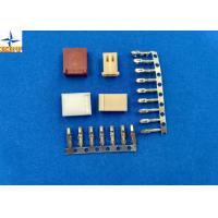 Brass terminals, mx 2759 Wire to Board Connector Crimp Terminal with 2.54mm Pitch tinned contact Manufactures