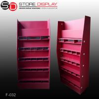 Recycled retail store corrugated cardboard display stands racks / POP display shelf Manufactures