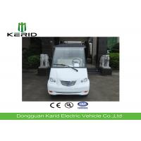 4kW Electric Sightseeing Car With 8 / 11 / 14 Seats Max Speed 30km Energy Saving Manufactures