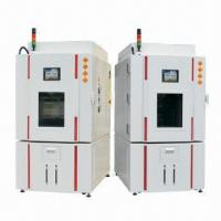Damp-heat Test/Climate with LCD Touch Man-machine Color Interface Manufactures