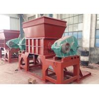 Industrial Plastic Shredder Machine Plastic Recycling Plant High Efficiency Manufactures