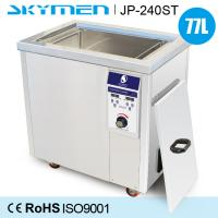 China Wax In Wafer Ultrasonic Cleaning Machine 77 Liter With 3000W Heating Power on sale