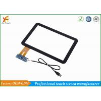 Quality Multipoint USB Smart Home Touch Panel 23.6 Inch High Sensitivity Dust Free for sale