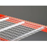 Environmental Friendly Pallet Rack Solid Decking Safety Welded Wire Deck Panels Manufactures