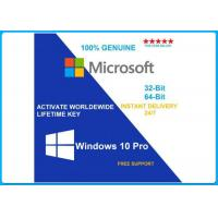 Microsoft Windows 10 Pro Software 64 bit DVD OEM License OEM key/English/french/Russia/Spanish lifetime activation Manufactures