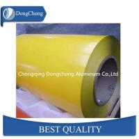 China Home Appliance Material Aluminium Coated Coil Anti Corrosion PE / PVDF Surface on sale