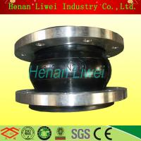 China DN200(8 inch) ASME rubber expansion joint(compensator) on sale