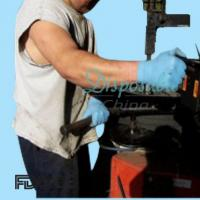 Disposable powdered nitrile gloves powder free nitrile gloves Manufactures