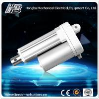 China 24v dc motor electric linear motor drive, ce approval 200mm stroke linear actuator on sale