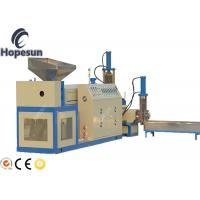 Plastic Granules Manufacturing Machine PP PE Recycling Noodle Cutting Manufactures