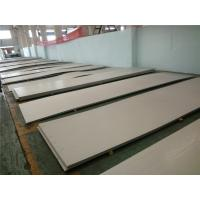 Corrosion Resistant Polished Stainless Steel Plate High Strength Manufactures