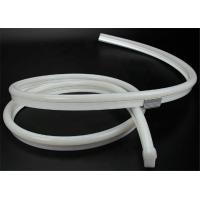 China V-2 Flame Resistant Outdoor LED Rope Lighting 6mm Wide Stable Reliability on sale