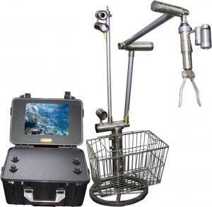 Fixed 3D Manipulator Arm VVL-SV-E suitable to catch sea cucumber,sea urchins,etc Manufactures