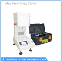 AC220V 50Hz Rubber Testing Machine / Plastic Testing Machine With Digital Display Manufactures