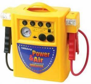 Jump Starter  with Inverter & Compressor - NFQ2028 Manufactures