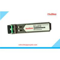 Quality 2.5G CWDM SFP Transceiver 120km 1470~1610 for sale