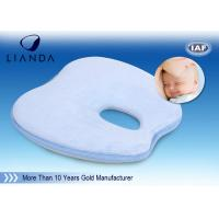 100% Cotton Small Toddler Pillow , Infant Sleep Pillow For Baby Manufactures