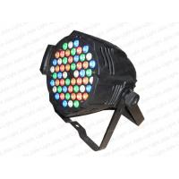 Indoor 54pcs 3w Led Par Can Lights Voice Control / Self - Propelled Manufactures